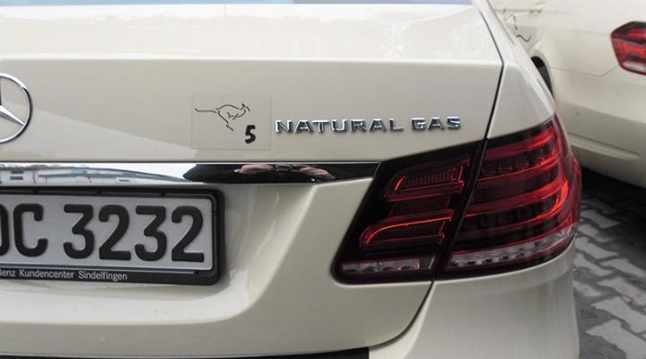 Die Autos aus dem Fuhrpark der Taxengemeinschaft sind Umweltfreundlich
